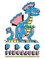 deco dinosaur 1