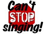 Can't Stop Singing!
