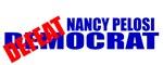 Nancy Pelosi Defeatocrat