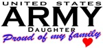 United States Army Daughter