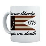 Give me liberty American Flag Design Gifts