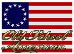 Old School American T-shirt & Gift Designs