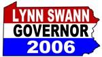 Governor Lynn Swann Red, White & Blue T-shirts & G