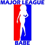Major League Babe T-shirts, Apparel & Gifts