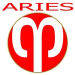 Aries Astrological Zodiac Designs