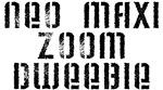 Neo Maxi Zoom Dweebie Retro T-shirts & Gifts
