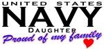 US Navy Daughter