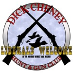 Dick Cheney Hunting & Gun Club T-shirts & Gifts