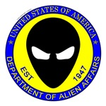 Department of Alien Affairs T-shirts & Gifts
