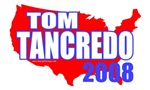 Elect Tom Tancredo 2008 T-shirts & Gifts
