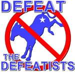 Defeats Defeatist Democrats T-shirts & Gifts