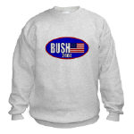 George Bush 2004 T-shirts and Wear
