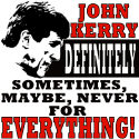 Anti-John Kerry (The Waffler) Apparel and Gifts