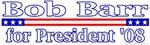 Bob Barr For President