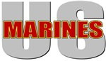 U.S. Marine Corps T-shirts, Apparel & Gifts