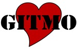 Love Gitmo T-shirts & Gifts