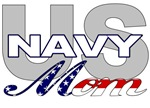 US Navy Mom Military T-shirts, Apparel & gifts