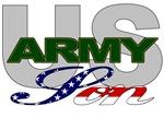 US Army Son Stars & Stripes