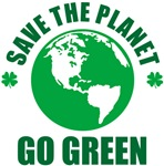 Save The Planet/Go Green
