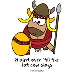 fat cow sings