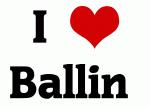 I Love Ballin