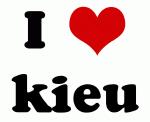 I Love kieu
