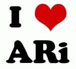 I Love ARi