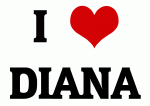 I Love DIANA