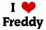 I Love Freddy