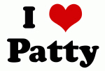 I Love Patty