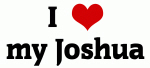I Love my Joshua