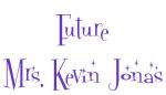 Future Mrs. Kevin Jonas