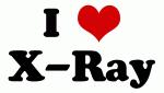 I Love X-Ray