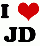 I Love JD