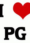 I Love PG