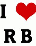 I Love R B