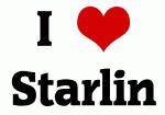 I Love Starlin