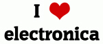 I Love electronica