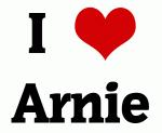 I Love Arnie