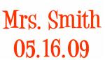 Mrs. Smith 05.16.09