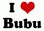 I Love Bubu