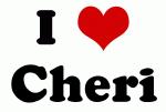 I Love Cheri