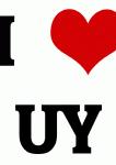 I Love UY