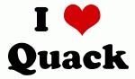 I Love Quack