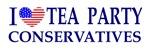 I Love Tea Party Conservatives