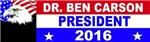 Dr. Ben Carson for president