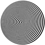 Optical Illusion moving