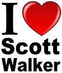 I Love scott Walker