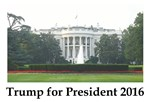 White House Trump 2016