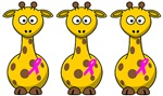 For a  Cure  Giraffe
